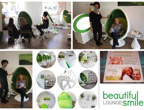Utes Zahnaufhellung in der Beautyful Smile Lounge!