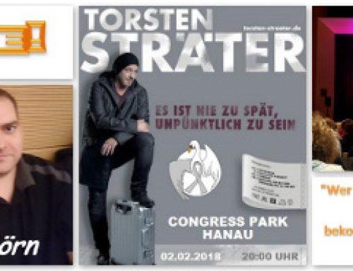 2 Tickets für Torsten Sträter