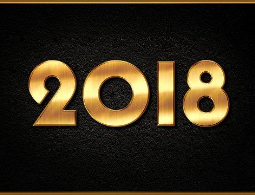 2018 – Was für ein Jahr! Rückblick!