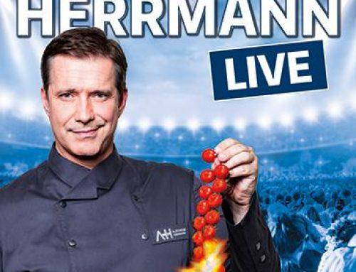 """Alexander Herrmann """"Schnell mal was Gutes LIVE"""""""