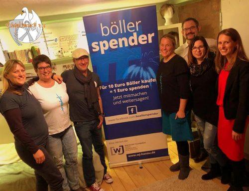 """Projekt """"Böllerspender"""" – Mach mit!"""