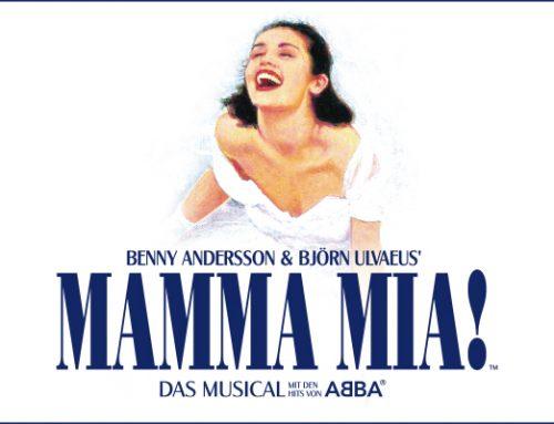 Mamma Mia Musical in der Alte Oper Frankfurt