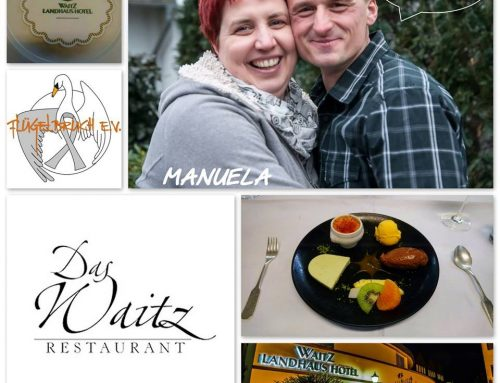 "Table du Chef Im Restaurant ""Das Waitz"""